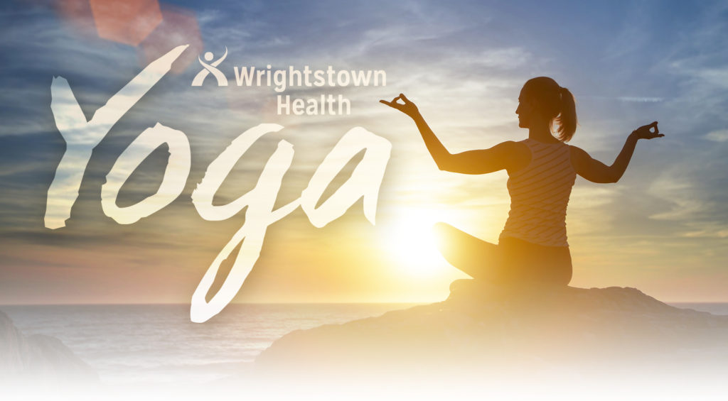 Yoga at Wrightstown Health & Fitness