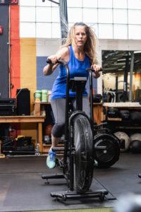 cardio bike WHF Personal Training