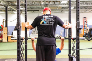 Get fit with WHF Personal Training